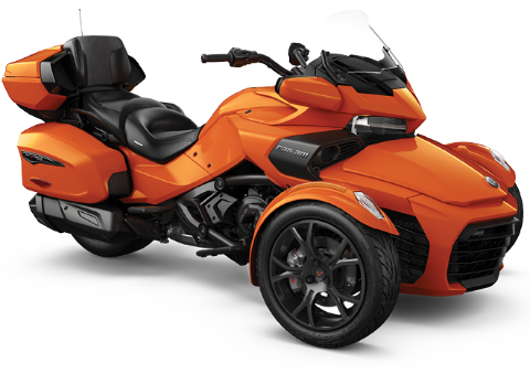 Sepeda Motor Unik Roda Tiga