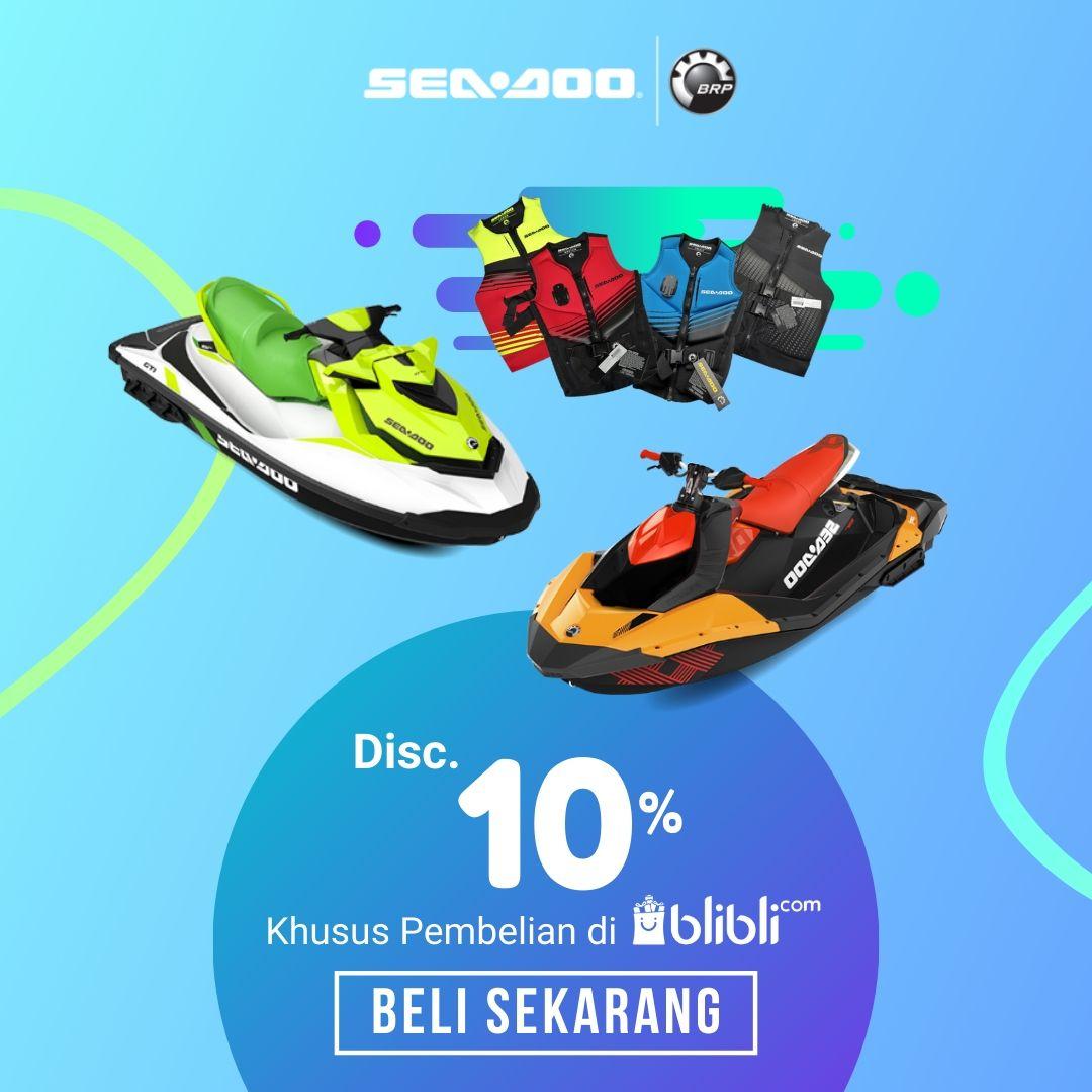 Promo Seadoo Indonesia