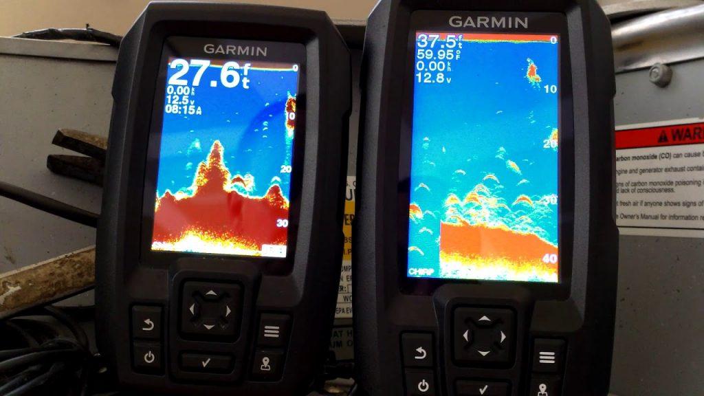 Garmin Striker Plus 4 and Striker 4
