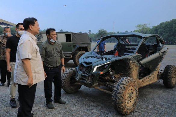 Alutsista TNI Offroad 4x4