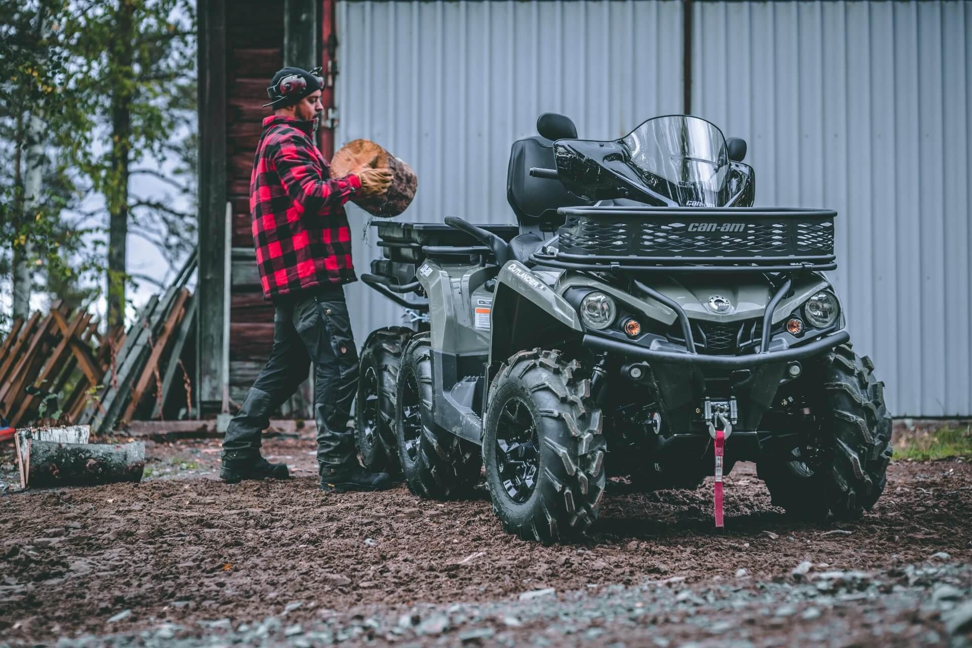Harga Motor ATV 2020/2021