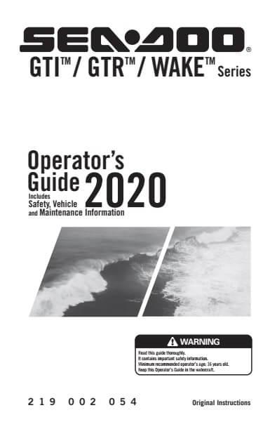 Operator Guide