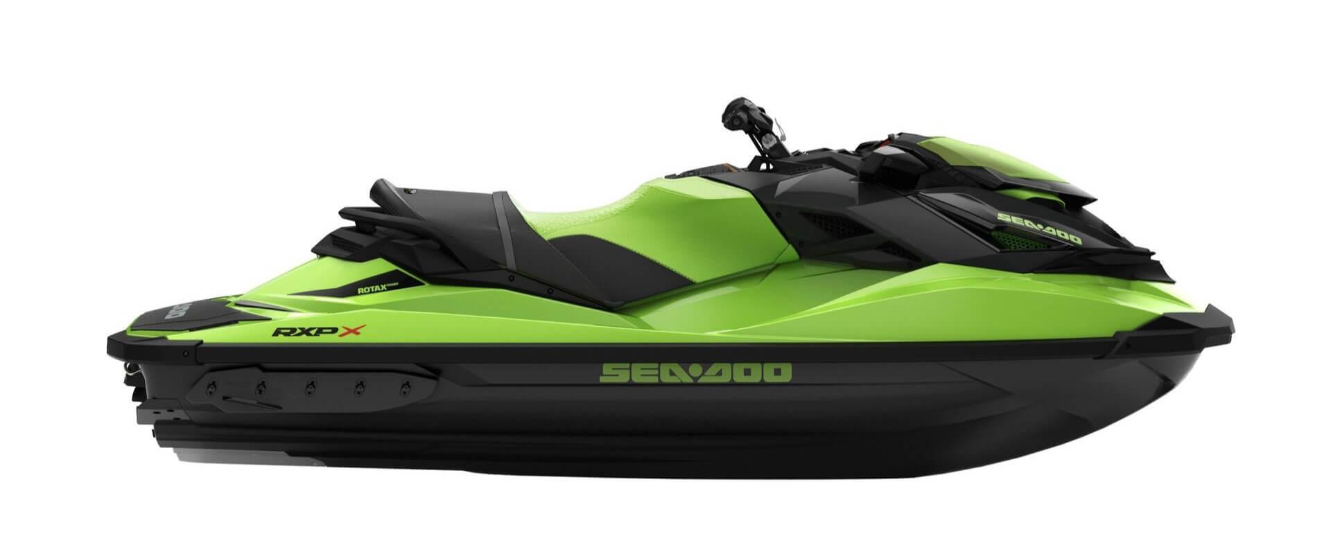 Jetski Racing RXP Seadoo