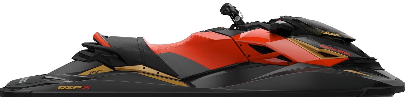 Seadoo RXP Merah 300 HP