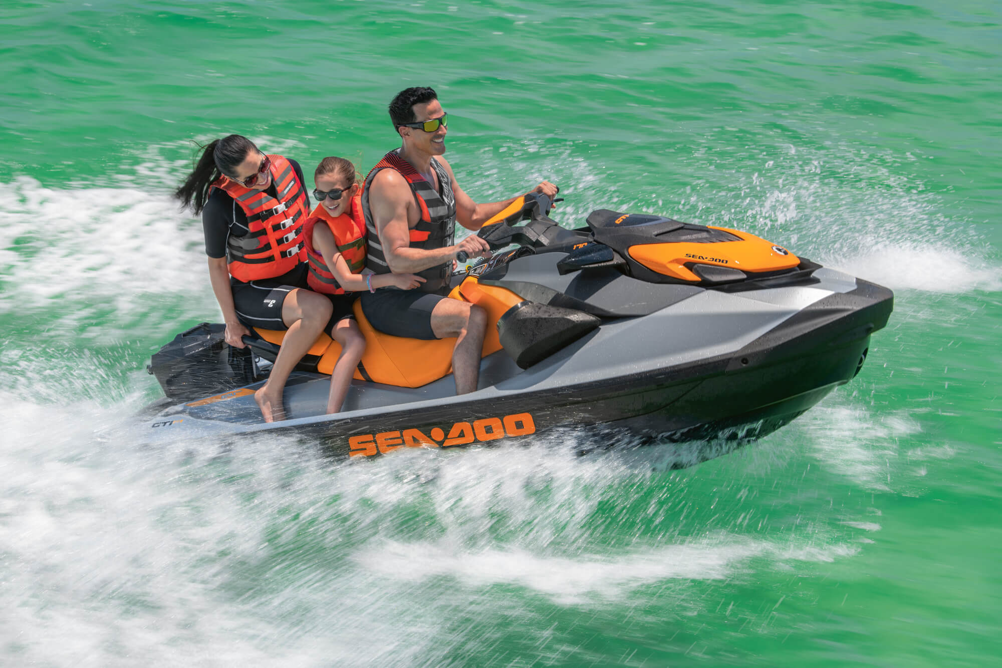 Sea Doo GTI Indonesia