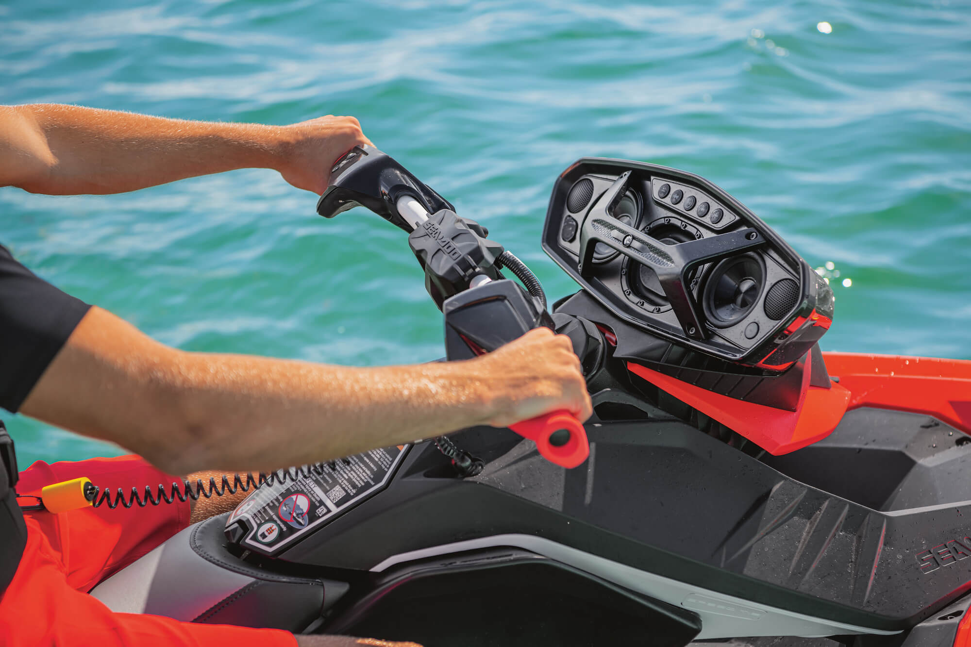 Bluetooth Sea Doo Audio