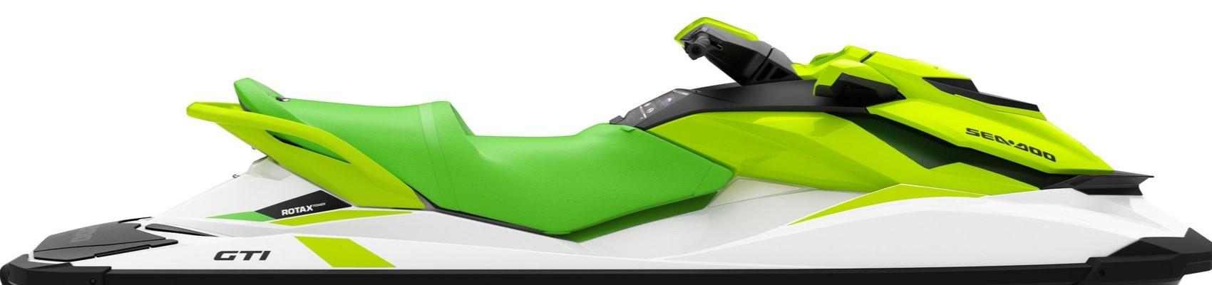GTI 130 Pro Personal Watercraft