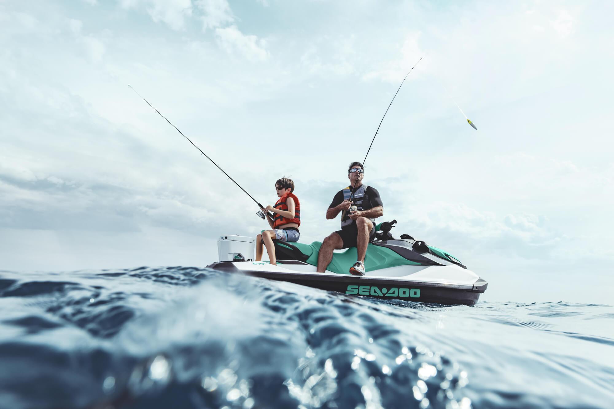 Seadoo Fishing Jakarta