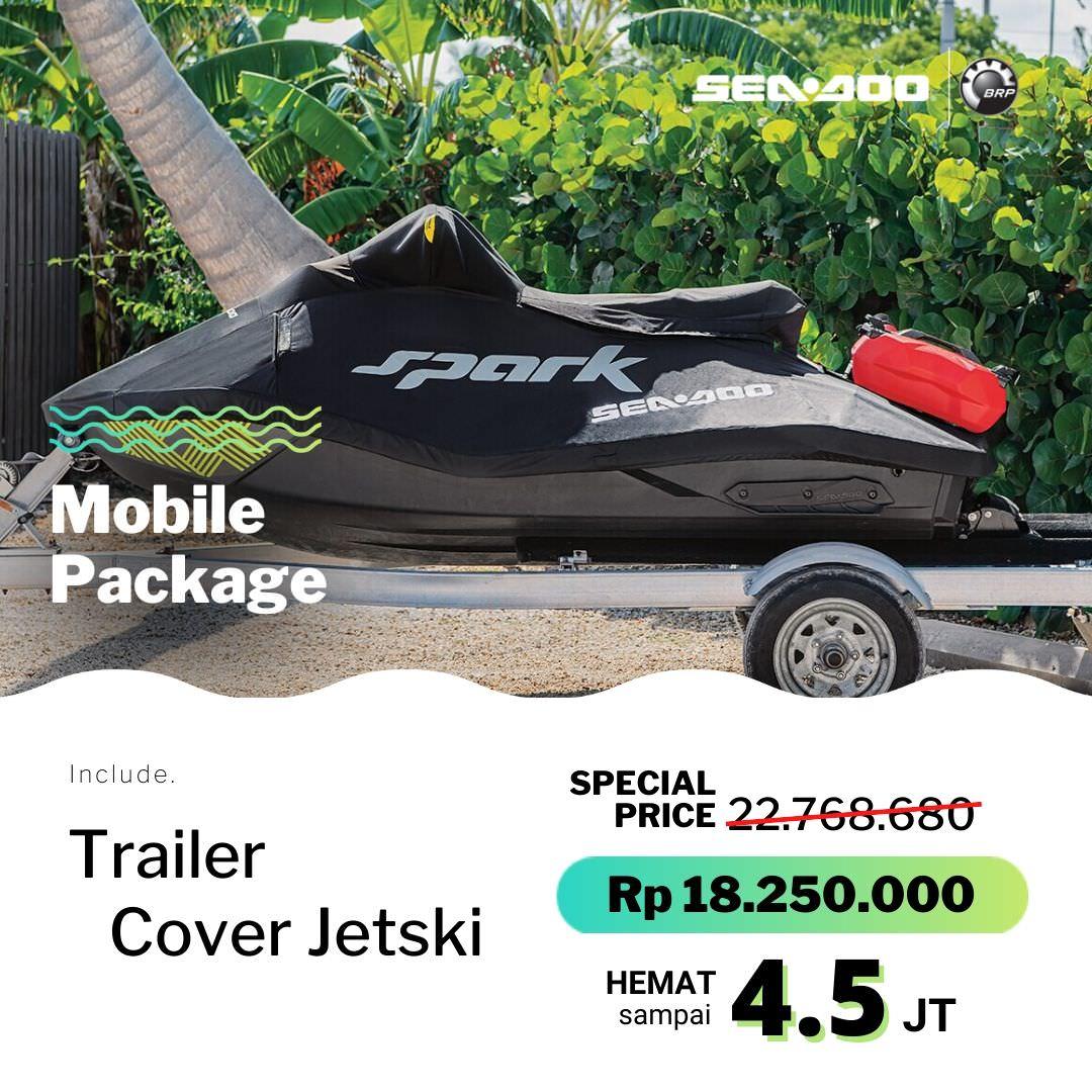 Jual Trailer Cover Jetski
