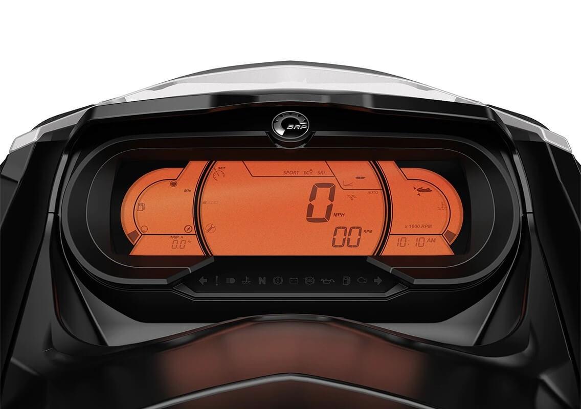 Jet Ski Bluetooth Display